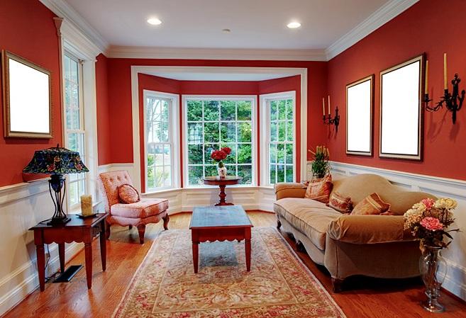 Chọn màu sơn nhà thích hợp cho người tuổi Dậu mệnh Hỏa.
