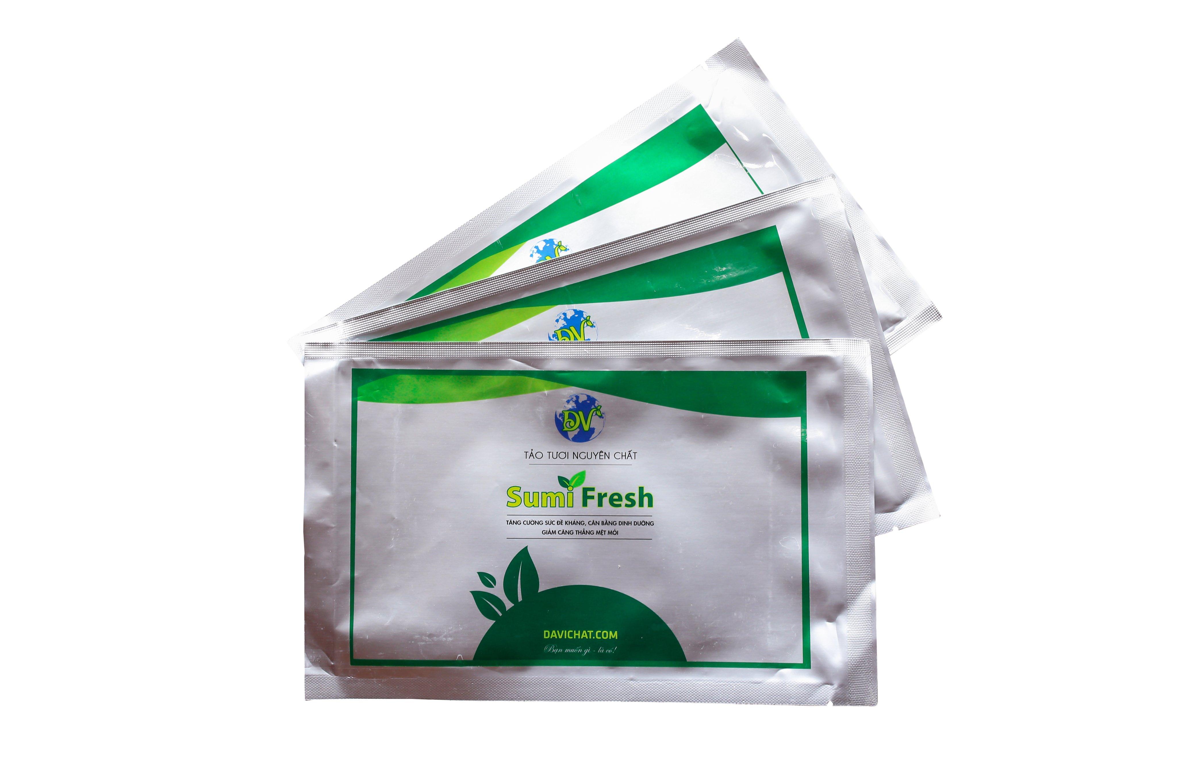TẢO TƯƠI SUMI FRESH- Siêu thực phẩm sạch